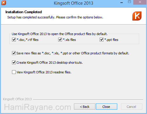 Kingsoft Office Suite Free 2013 9.1.0.4550 그림 8