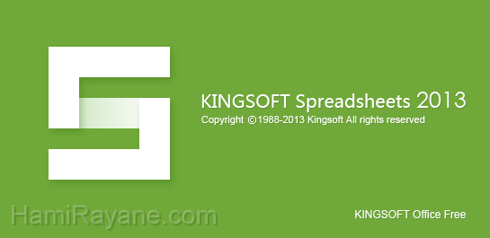 Kingsoft Office Suite Free 2013 9.1.0.4550 그림 9