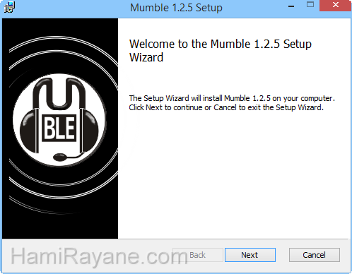 Mumble 1.2.19 Picture 1