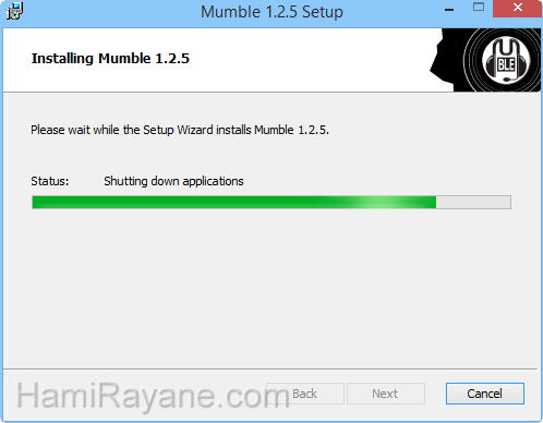 Mumble 1.2.19 Picture 6
