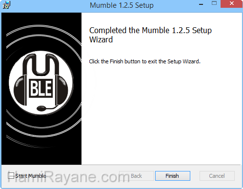 Mumble 1.2.19 Picture 7