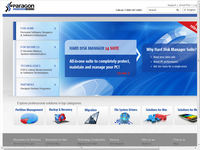 Paragon Backup & Recovery 10.1.28.101