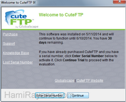 Download CuteFTP Consolidated
