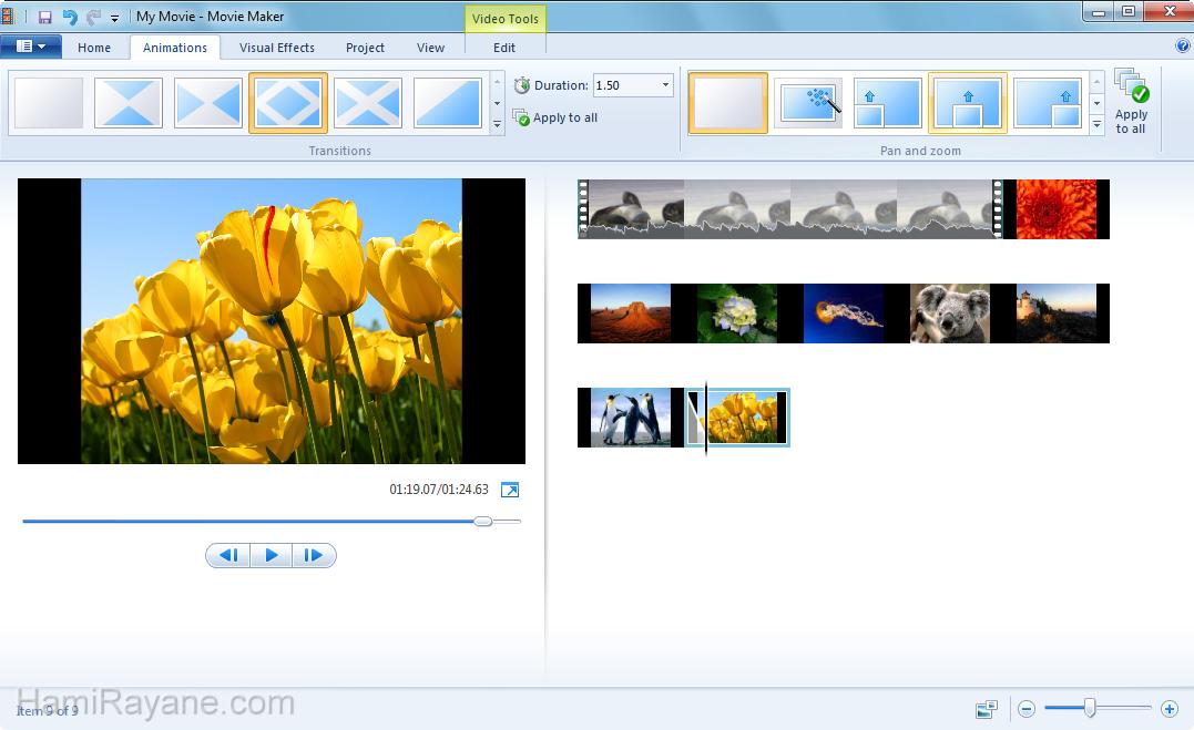 Windows Live Movie Maker 2016 Free Download